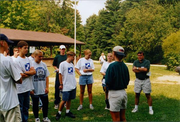 Leadership Tomorrow Team Building Activity | Worthington Memory
